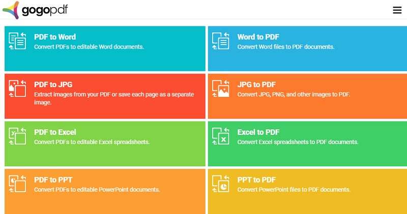 GogoPDF To Protect Your PDF File For Free
