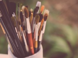 Improve Painting Related Website Design
