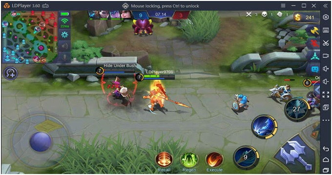 What is the best Android Emulator to run Mobile Legends on PC
