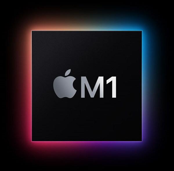 Apple's M1 Chip running Big Sur macOS