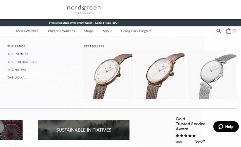 Nordgreen Women Watches