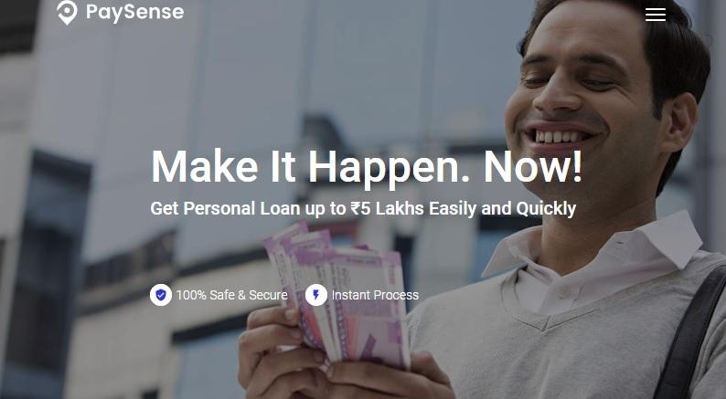 PaySense Loan App