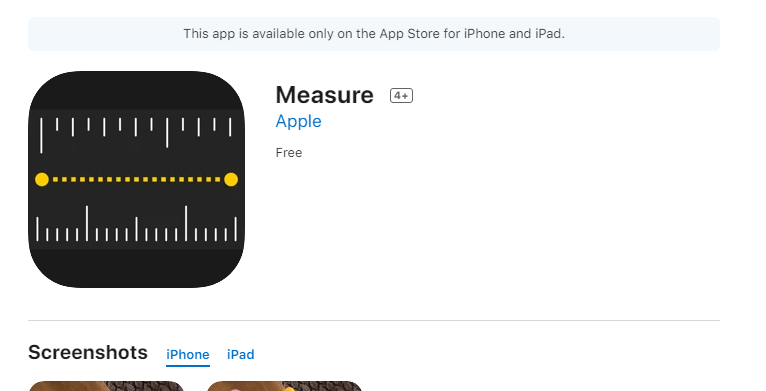 Measure by Apple