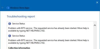 NET HELPMSG 2182