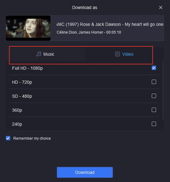 Y2Mate Downloader Solution