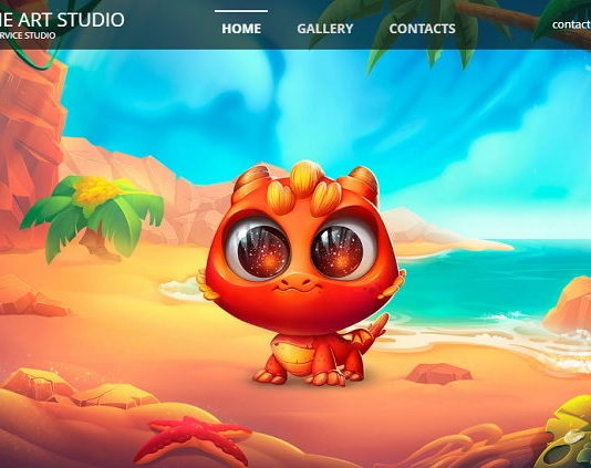 AAA Game Art Studio The Best Game Art Outsource