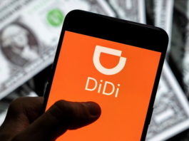DiDi Shares Fall After China Announces Cybersecurity Review