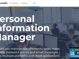 Get Easy Management of Diverse Information With EssentialPIM [Product Features, Pros, Pricing]