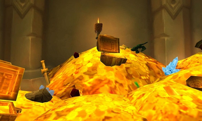 Gold in World of Warcraft