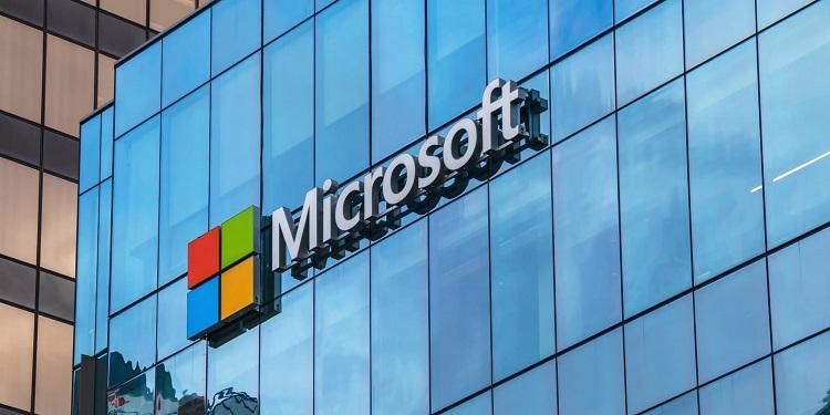Microsoft Stock Hits New Record
