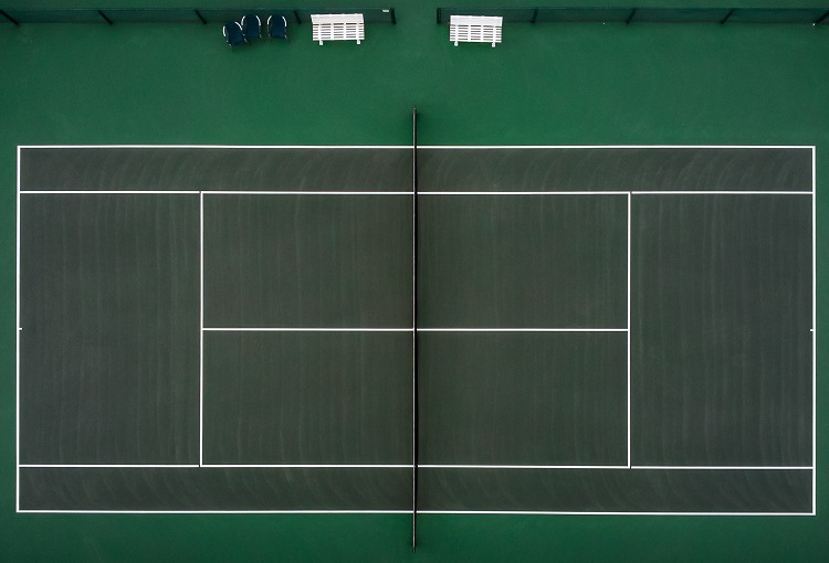 Tennis Court Dimension