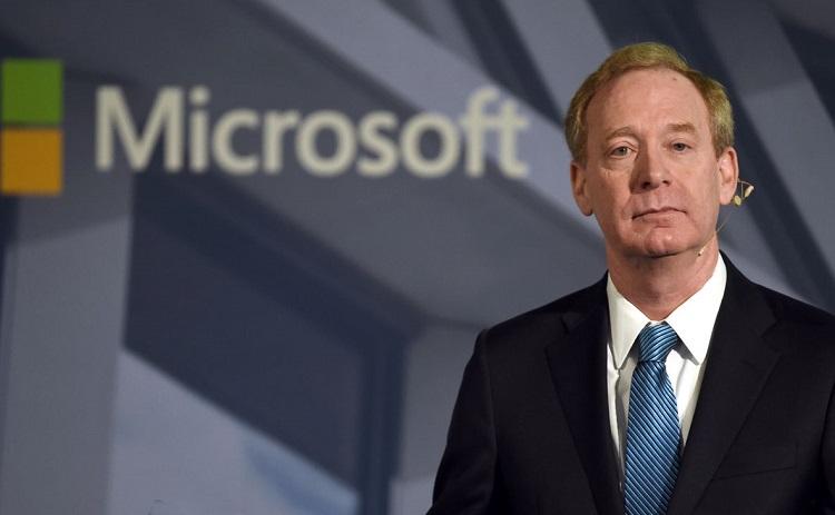Microsoft Makes Brad Smith Its Vice Chair
